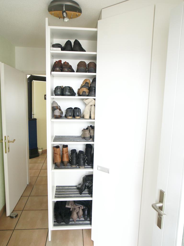 Wandschranke Einbauschranke Kleiderschranke Garderoben Ft