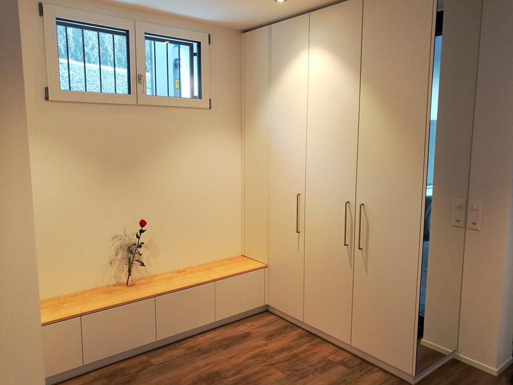 Wandschränke - Einbauschränke - Kleiderschränke - Garderoben - FT ...